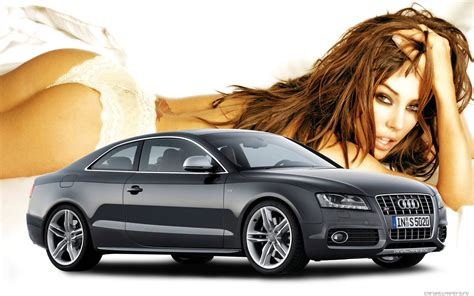 wallpaper girl car audi hot cars home 187 car pictures 187 cars with girls