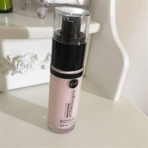 Naturactor Make Up Base Primer bell cosmetics hypoallergenic mat smooth make up base primer 30g health makeup on