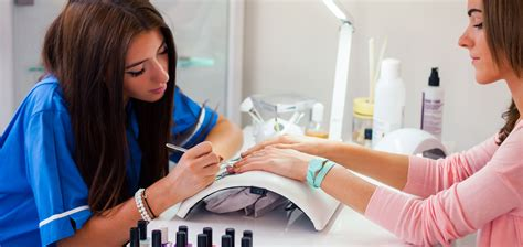 Nail Tech by Nail Technician Washington Pa Penn Commercial