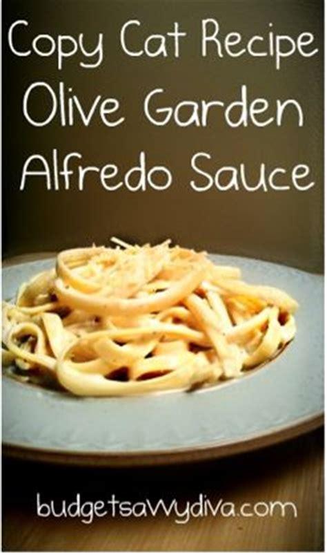 Olive Garden Alfredo Sauce Recipe by Olive Garden Pasta Alfredo Recipe Gardens Sauces And