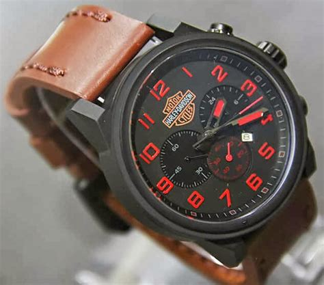 Jam Tangan Gc 6381 Brown Black adickno brand shop