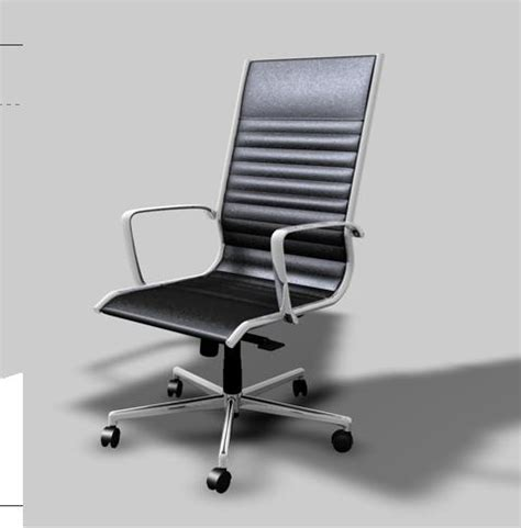 Ikea Office Design Office Chair 3d Model Sharecg