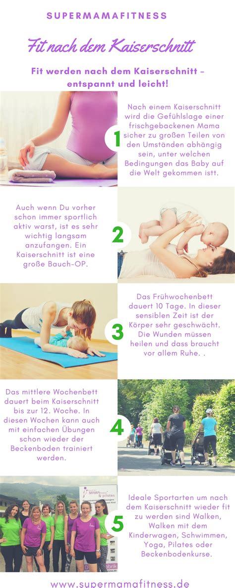 wann wieder schwanger nach kaiserschnitt wann fit nach kaiserschnitt gesunde ern 228 hrung lebensmittel