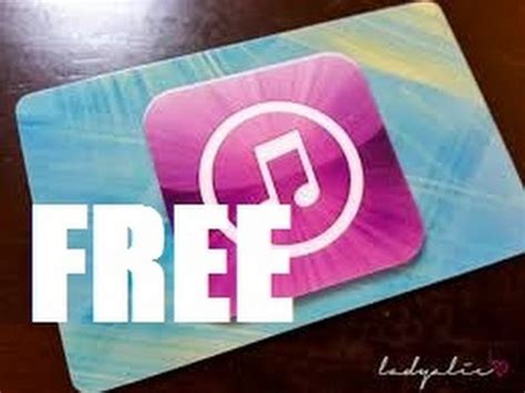 Free Itunes Gift Card Codes That Work 2012 No Surveys - free itunes gift card codes that work 2015 youtube