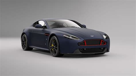 aston martin v8 and v12 vantage get bull racing editions