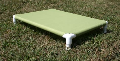 Homemade Dog Beds Easy And Comfortable Pvc Dog Bed Plans Diy Guide