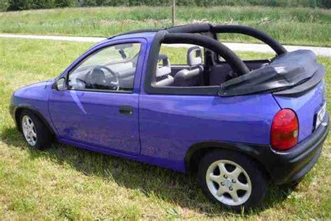 Opel Corsa B Tuning Auto Kaufen by Opel B Corsa Cabrio Umbau R R Side Die