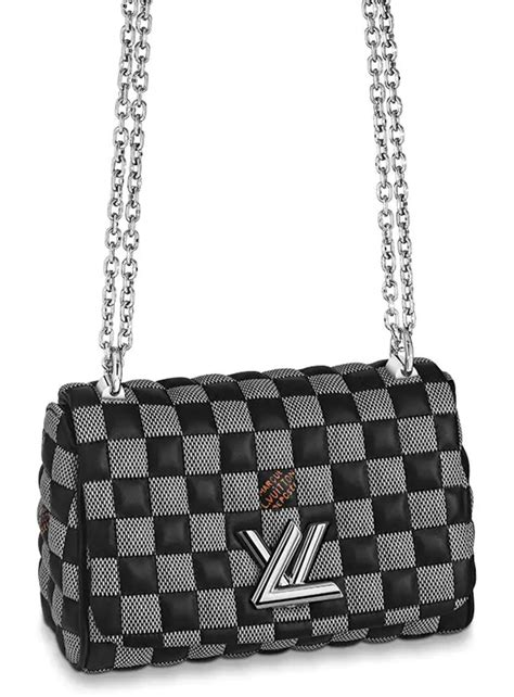 Louis Vuitton Damier Quilting Twist Bag | Bragmybag