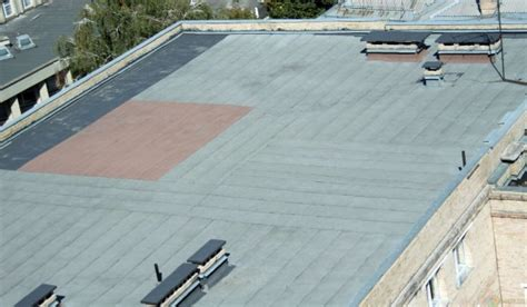 Flat Roof Gradient Roof Repair How To Fix A Leaking Flat Roof Rawlins Paints