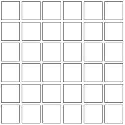 mosaic templates for mosaic square template white flickr photo