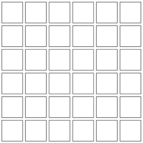 mosaic square template white flickr photo sharing