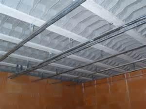 pose des rails pour placo plafond de cheznoosmikit34
