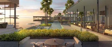 Contemporary Floor Plan bali building alila villas uluwatu indonesia e architect