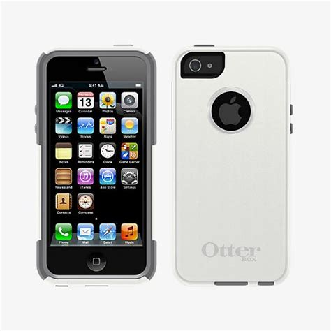 Otterbox Commuter Series For Apple Iphone 5 5s Black otterbox commuter series for apple iphone 5 verizon wireless