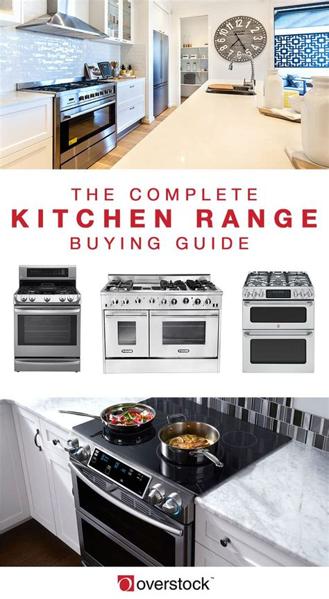 kitchen range buying guide hgtv the complete kitchen range buying guide overstock com