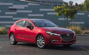 Used Car Prices Canada Vs Usa 2017 Mazda3 Staying Fresh Review 2017 Mazda 3