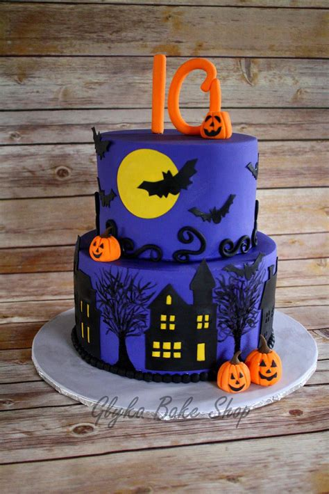 halloween themes birthday 13 ghoulishly festive halloween birthday cakes southern