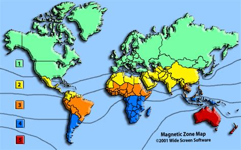 us compass zone map suunto tandem