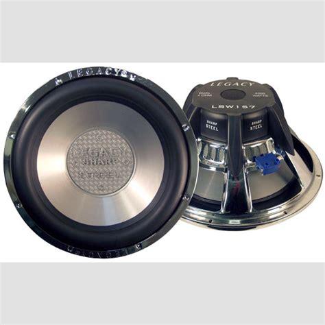 Speaker Legacy 15 Inch legacy lsw157 65 00