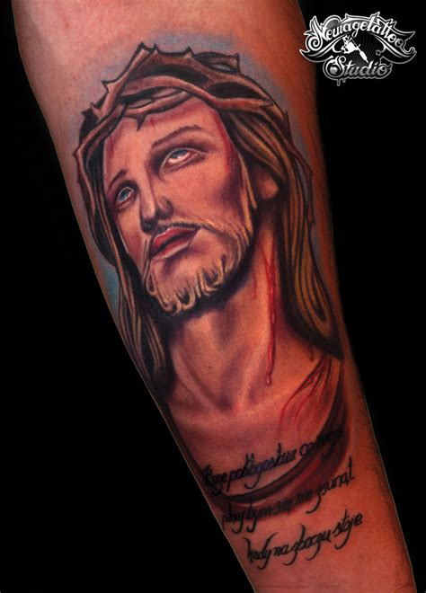 jesus had a tattoo did jesus a pictures to pin on