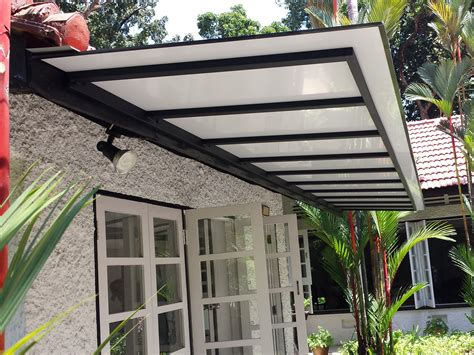 see through awnings aluminium composite progress deco pte ltd
