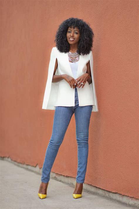 Jaket Jas Blazer Fasionable Putih 30 best como usar capa tipo blazer images on