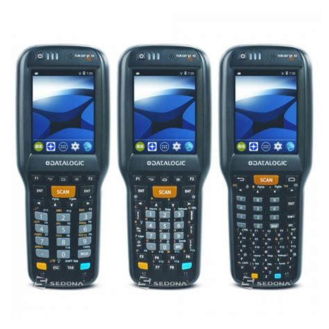 mobile terminal mobile terminal with scanner datalogic skorpio x4 sedona