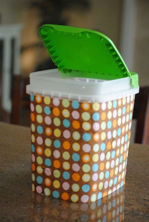 easy diy projects   items   recycling bin