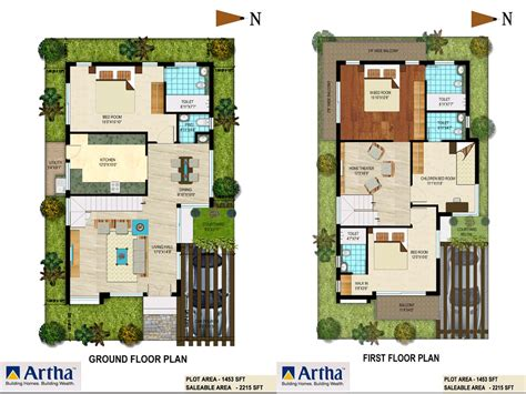 zen 2 layout zen type house design floor plans meze blog