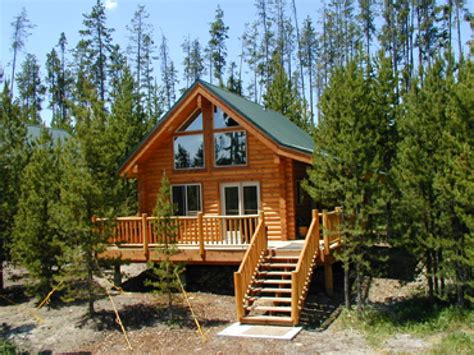 House Plans With Lofts by Small Cabin Floor Plans 1 Bedroom Cabin Plans With Loft