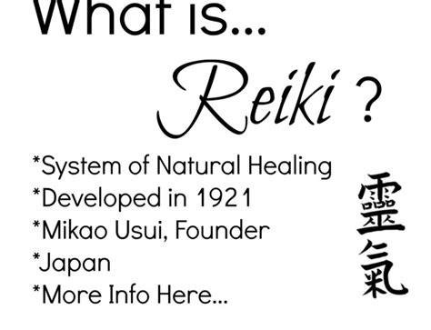 reiki energy  flowing