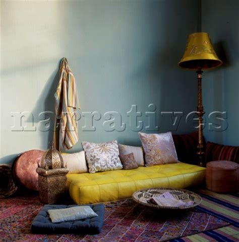 living room floor cushions el0574 moroccan style living room with floor cushio