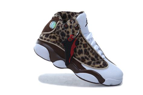Sh 3 Led Leopard Pink Shoes designer best selling top nike air 13 leopard
