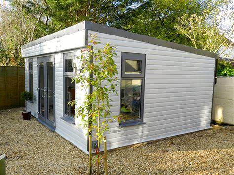 metal garden rooms garden room home office studio summer house log cabin chalet ebay