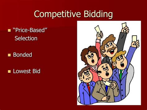 choosing a contractor by competitive bidding mountain architects hendricks architecture idaho ppt hiring architects and engineers in missouri