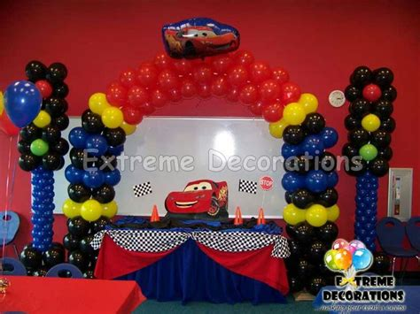 127 best images about car on cars birthday - Cars Theme Decorations