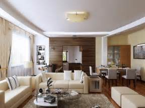 Galerry design ideas for living and dining room