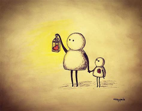 imagenes para reflexionar animadas 15 dibujos tristes que nos har 225 n reflexionar por gypsie