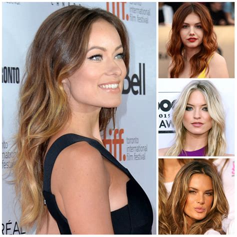 hairstyles and color for spring 2016 spring 2016 hair color ideas 2017 haircuts hairstyles
