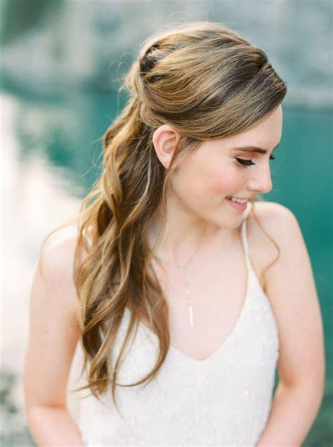 Wedding Hair Ideas Half Up by Best 20 Half Up Wedding Ideas On Half Up Half