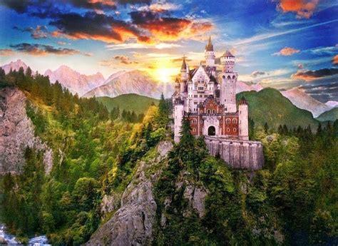 il castello della bella addormentata esiste davvero