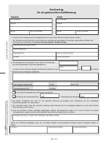 Adac Kaufvertrag Motorrad Oldtimer by Gebrauchtwagen Kaufvertrag Kaufvertrag Gebrauchtwagen Pdf