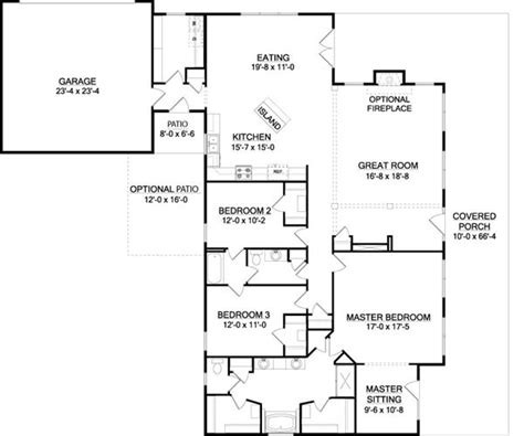 southfork ranch house plans 112 best images about one story house plans on pinterest house plans palmetto bluff