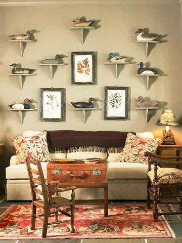 duck decorations home 16 ways to showcase your collections midwest living