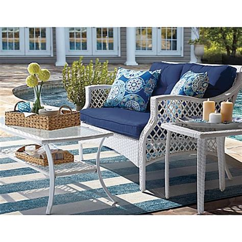 Coastal Patio Furniture Coastal Patio Furniture Collection Bed Bath Beyond
