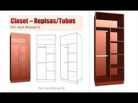 guardarropa armable home depot como crear un closet sacar despiece de medidas y