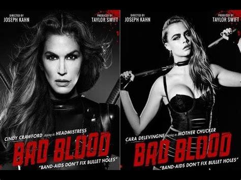 Bad Blood cierra el gran reparto de bad blood