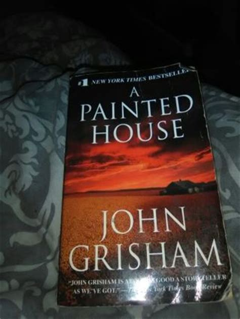 a painted house john grisham free a painted house by john grisham fiction books listia com auctions for free stuff