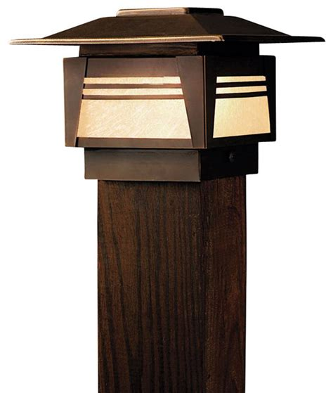 Contemporary Outdoor Post Lighting Landscape 15071oz Zen Garden Traditional Outdoor Post Lantern Light Contemporary Post Lights