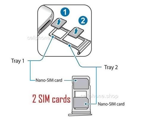 Nano Sim Card Template For Samsung Galaxy On 5 by Original Samsung 2 Nano Sim Tray Dual Sim Card Holder For